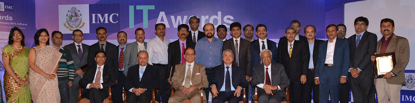 IMC IT Awards - Excellence Awards in IT ::